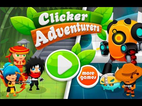 Clicker Adventures Walkthrough
