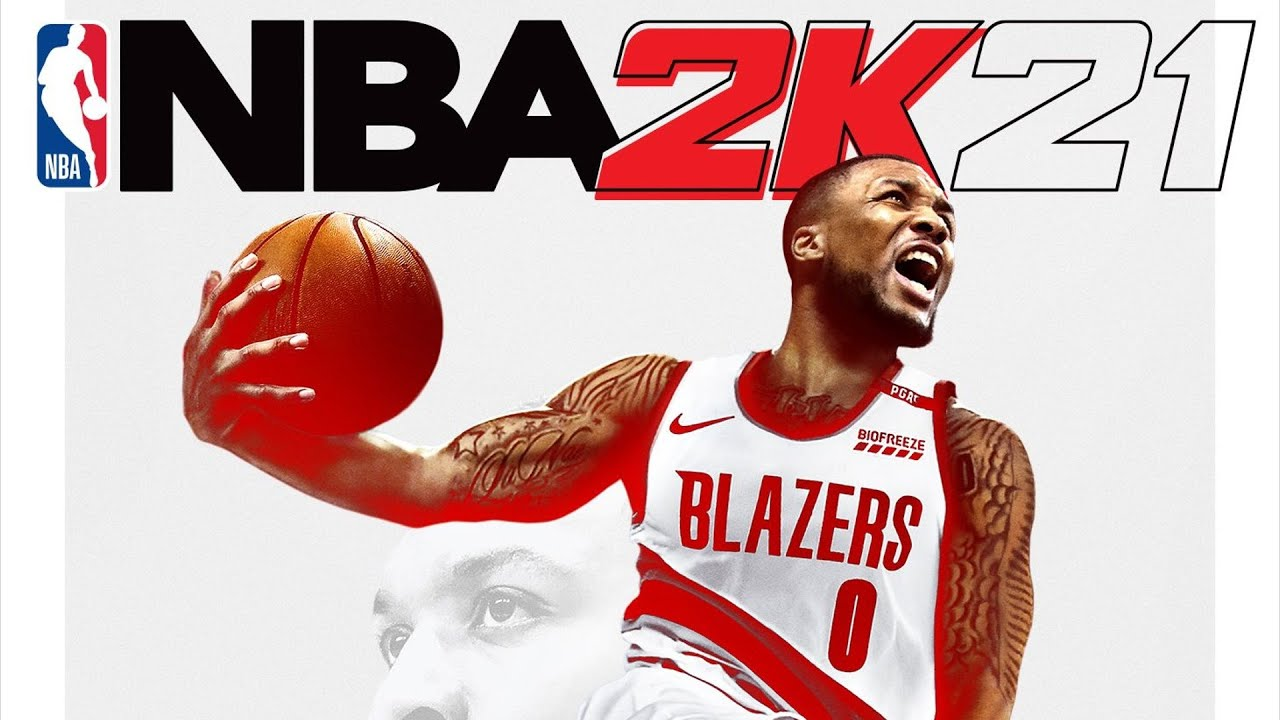 Trail Blazers' Damian Lillard first cover athlete for NBA 2K21