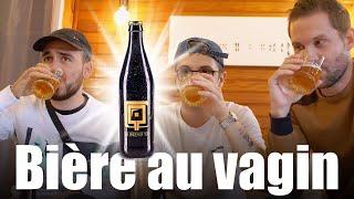 La fameuse bière au Vag.. avec Anthony Lastella et Dylan Del Rey