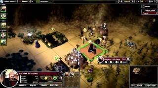 Let's play the Elemental: Fallen Enchantress Beta