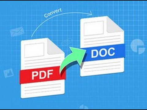 How to install software to convert pdf file to copyrighted word|PDF To X|NTN - How To