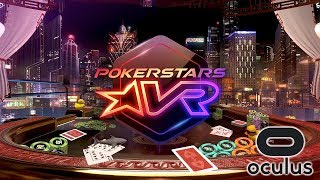 Pokerstars VR - 17 Minuten Gameplay