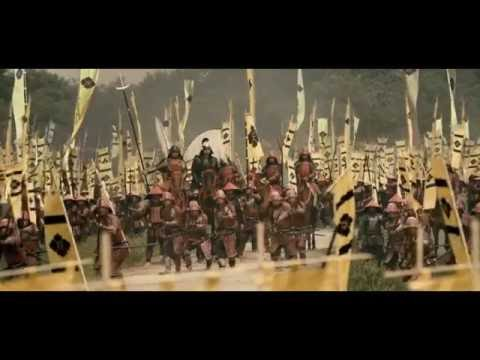 Epic samurai battle scene Two Steps From Hell - Archangel