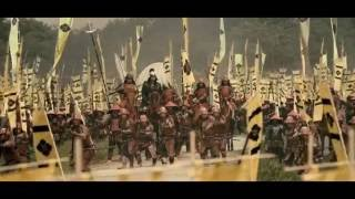 "Epic samurai battle scene ""Two Steps From Hell - Archangel """