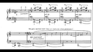 Claude Debussy - La Cathédrale Engloutie (Nelson Freire)