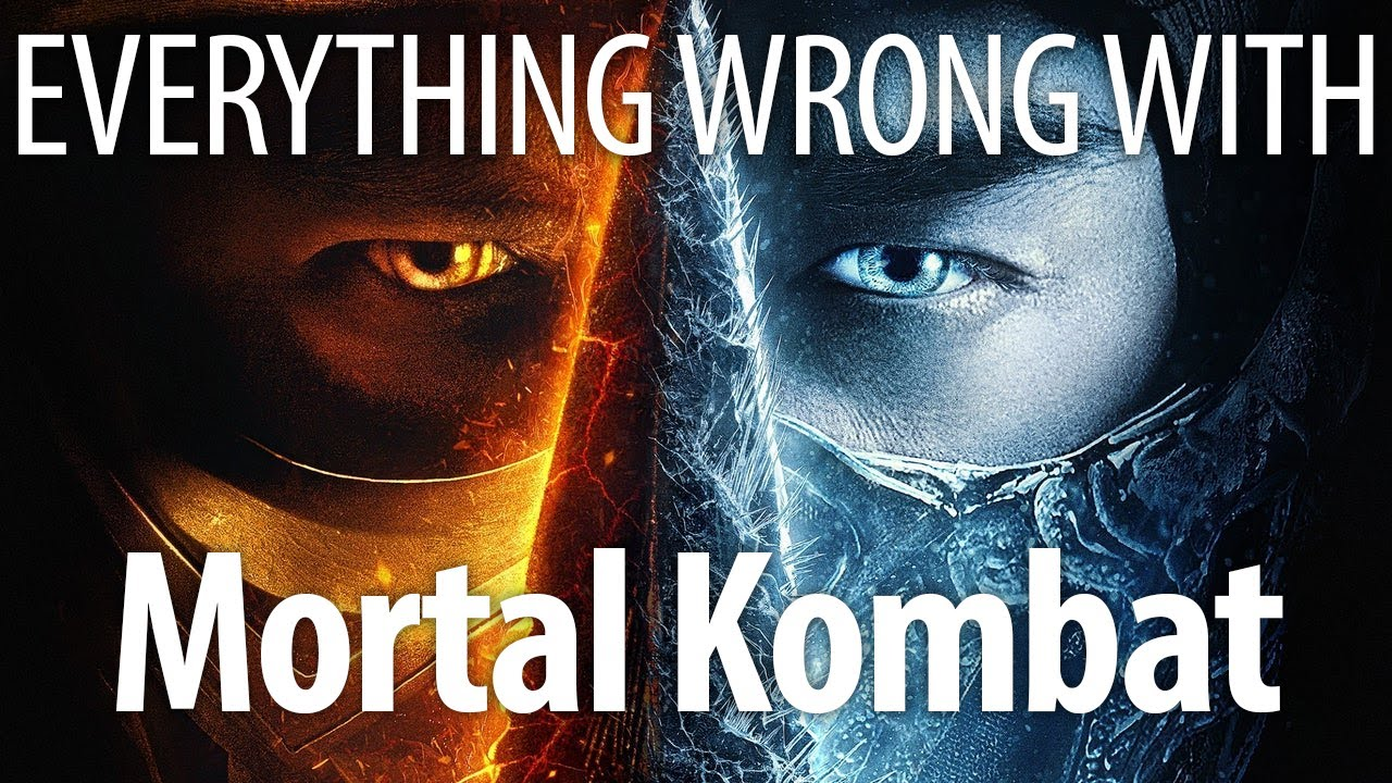 Download Everything Wrong With Mortal Kombat In 27 Minutes Or Less