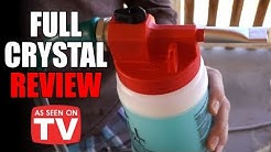 Full Crystal Review: As Seen on TV Window Cleaner