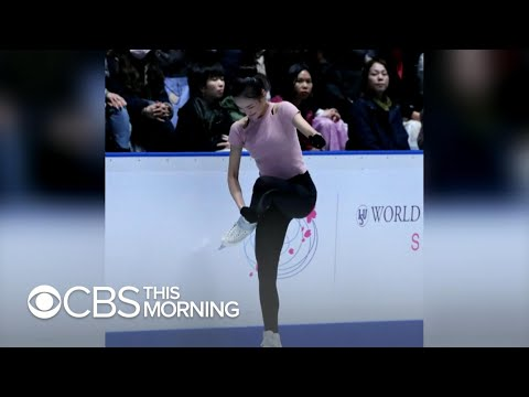 South Korean figure skater accuses American Mariah Bell of injuring her with skate