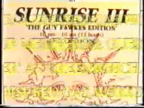 Sunrise story 1988 1989 acid house footage pt 01 youtube for Acid house music 1988