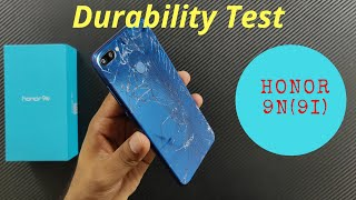 Huawei Honor 9N (9i) Durability Test (Scratch, Bend, Drop, WaterProof) ! 12 Layer Glass Protection ?