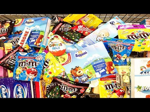 A Lot  Of  New CANDY 2018, Video about...