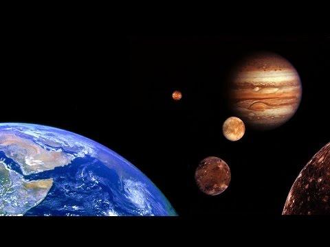 Así fue el máximo acercamiento de Júpiter a la Tierra Septiembre 2010