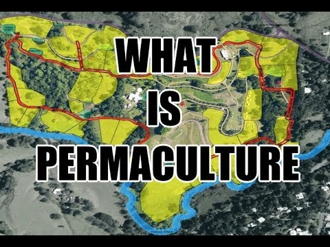 PERMACULTURE - Organic Farming and Gardening self reliance sustainability budget preppers eco food
