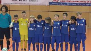 7. Jüberg-Cup Finale FC Schalke gegen VfL Bochum