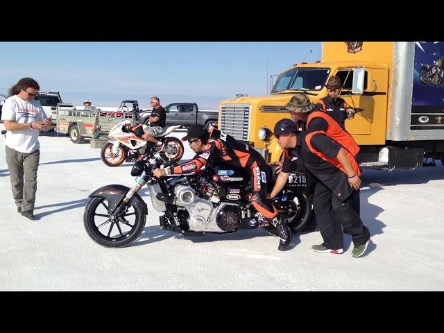 Bonneville Motorcycle Speed Trials