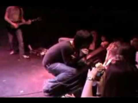 bless the fall black rose dying live