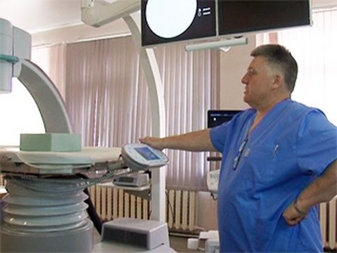 В Вологодской областной больнице установили новый литотриптер