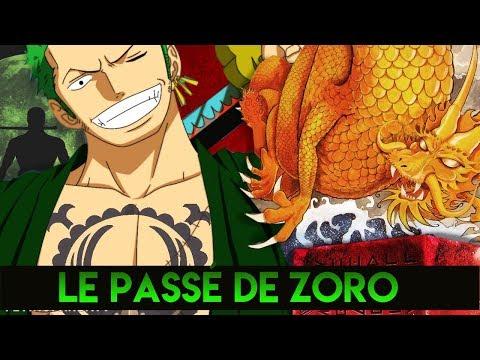 LE PASSÉ SECRET DE RORONOA ZORO ! -ONE PIECE THÉORIE