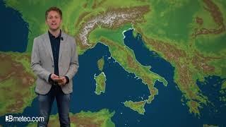 Previsioni meteo Video per mercoledi, 21 marzo