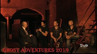 Ghost Adventures | Leap Castle & Hell Fire Club | May (12, 2019)