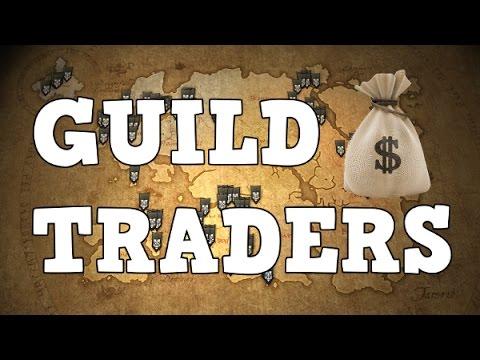 Guild Trader Basics And Tips L ESO