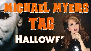The Michael Myers Tag And Terror Threads Halloween Haul