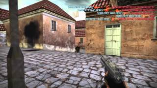 shnilee vs mix. 5kills with M4A1 & USP  #de_inferno