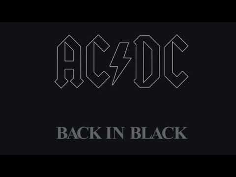 Back in black (AC-DC)lyrics