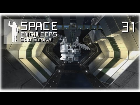 Space Engineers • Solo Survival • 31 • Left or Right