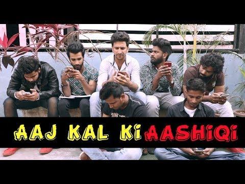 Aaj Kal Ki Aashiqi    comedy video    Shehbaaz Khan thumbnail