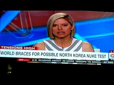 CNN NEWS WORLD BRACES FOR POSSIBLE NORTH KOREA NUKE TEST. (PLEASE SUBSCRIBE)