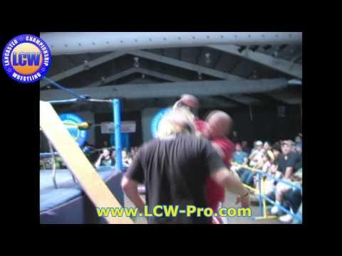 LCW - May 4th, 2013 - Hardcore Rules Match - Shane Douglas vs. Shatter