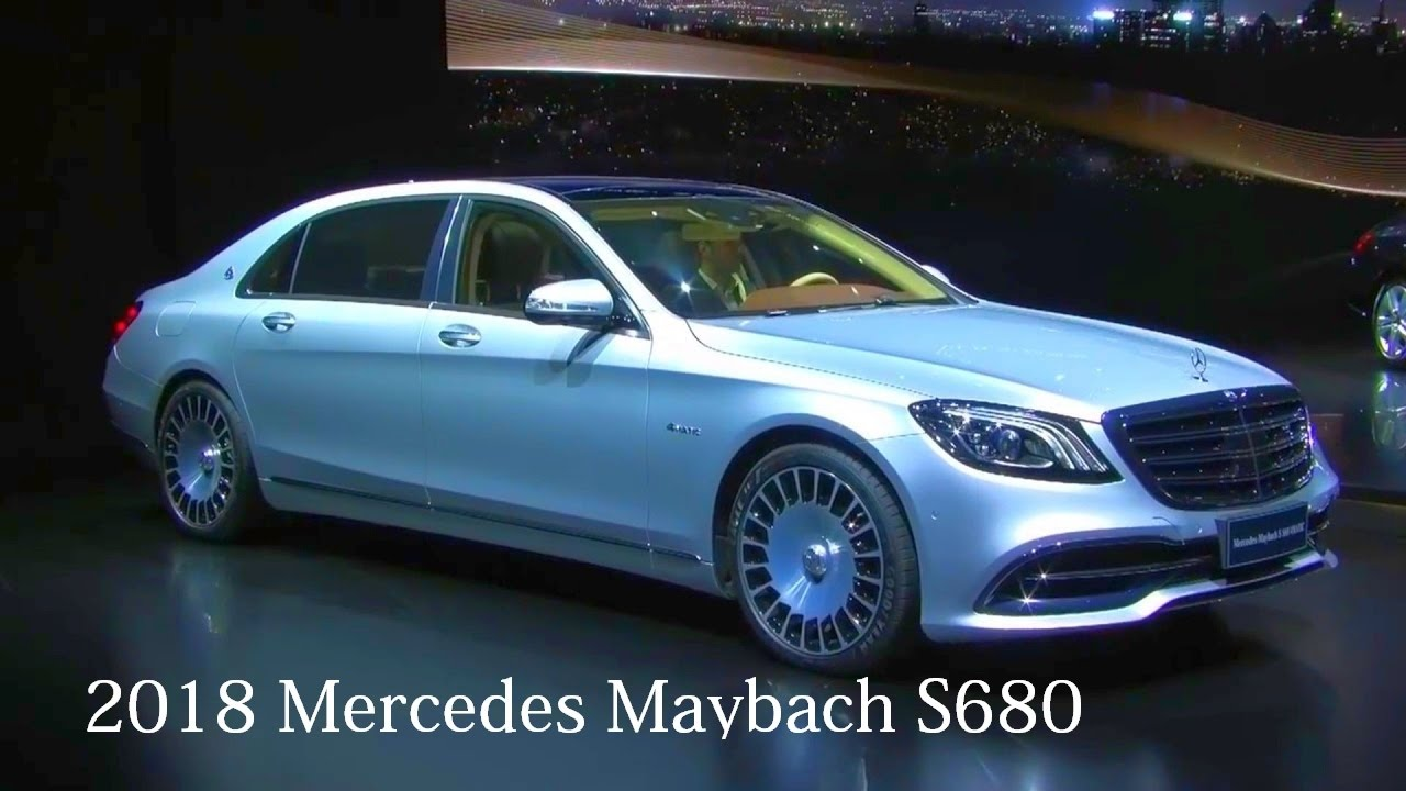 2018 maybach mercedes. exellent maybach 2018 mercedes maybach s680 and s560 preview on the  sanghai auto show in china intended maybach mercedes