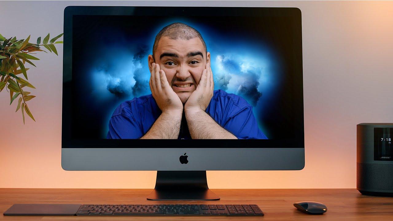 Apple iMac Pro | ! لية أشتريت كومبيوتر ب ١٧٠ الف جنية