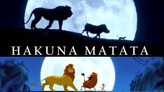 The Lion King (1994/2019) - Hakuna Matata