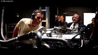 Ford v Ferrari HD | Best Scene | Upgrade Ford GT Engine (3/10) Thumb