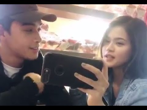 #MARGO Maris Racal and Diego moments... Diego sobrang proud kay Maris!