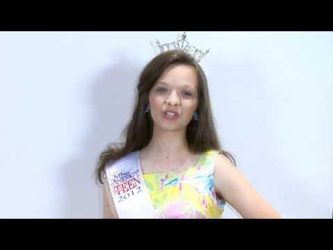 Meet Haley Nichols, Miss Ocean City Teen