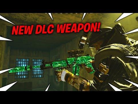 THE NEW DLC WEAPON IN BO4! (Bo4 GRAV Gameplay & Best Setup)