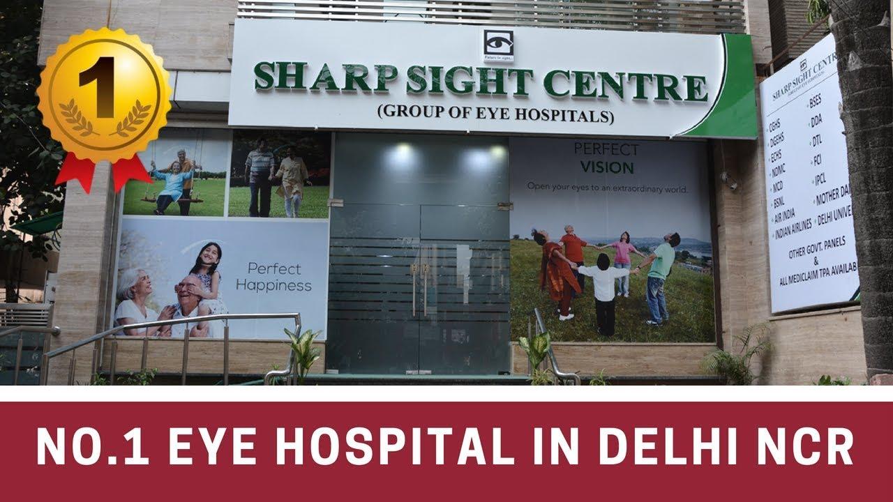 dd6f02e8034 NABH CGHS Approved Best Eye Hospital in Delhi NCR - Sharp Sight Centre East  Delhi