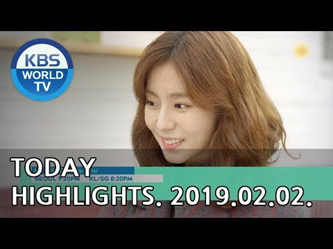 Today Highlights-Gag Concert/Immortal Songs2/My Only One E75-76 [2019.02.02]