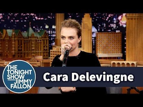Thumbnail: Cara Delevingne Spits a Sick Freestyle Beatbox