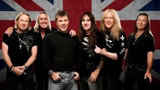 Iron Maiden - No More Lies (with Lyrics)