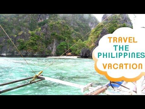 VACATION IN THE PHILIPPINES | PUERTO PRINCESA & EL NIDO PALAWAN