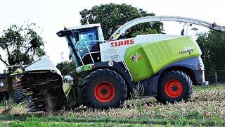 kiszonka z kukurydzy na grnym śląsku 2015 z claas jaguar 940 świerkot goj agro gopro4