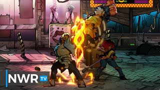 Streets of Rage 4 (Switch) Review (Video Game Video Review)