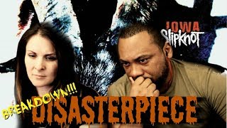 Slipknot Disasterpiece Reaction!!! MP3