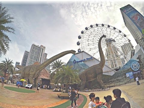 Dinosaur Planet Bangkok Thailand- All Activities HD