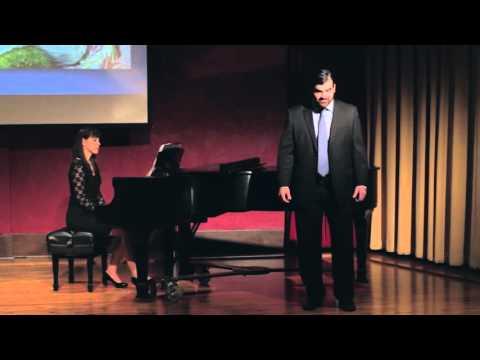 Taylor McPherson Belmont Recital
