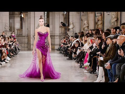 Tony Ward | Haute Couture Spring Summer 2019 Full Show | Exclusive